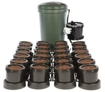Iws Premium 24 Pot Flood Amp Drain Ebb And Flood Grow System