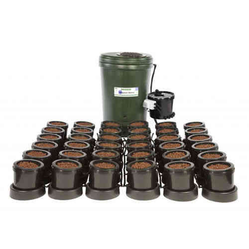 IWS Premium 36 Pot Flood & Drain (Ebb and Flood) Grow System