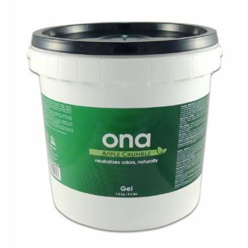 O.N.A. Gel - Odour Neutralising Agent Apple Crumble 4 Litre