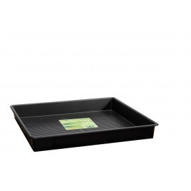 1.2 Metre Square Tray Black