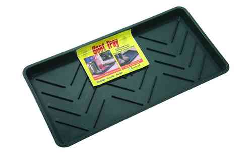 Garland Boot Tray Black   (79 x 40 x 4cm)