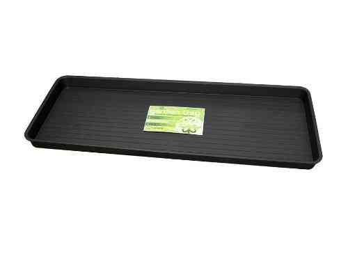 Garland Grow Bag Tray Black (100 x 40 x 4cm)