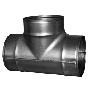 "Ducting Tee Connector - 200mm (8"")"