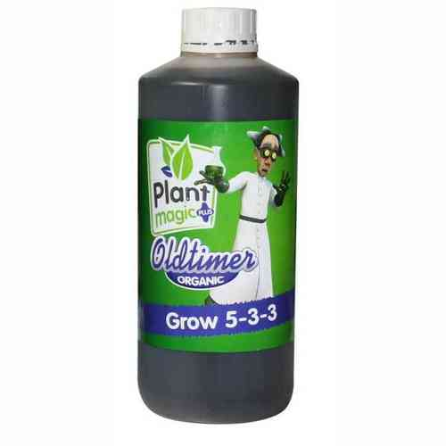 Plant Magic - Oldtimer Organic Grow 1 Litre
