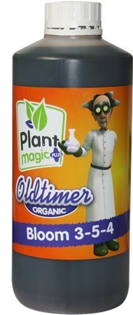 Plant Magic - Oldtimer Organic Bloom 1 Litre