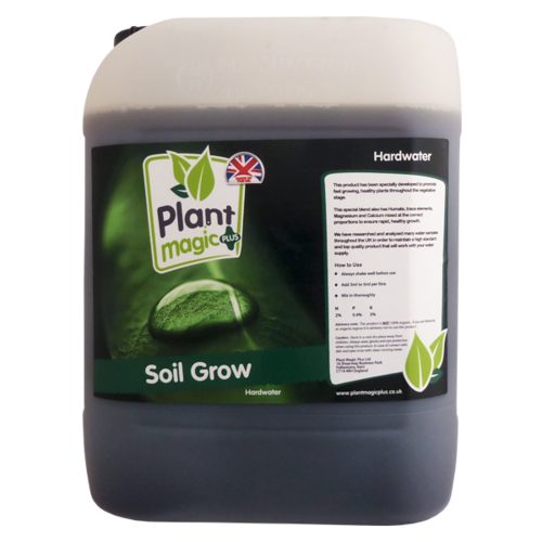 Plant Magic - Soil Grow HW 5 Litres