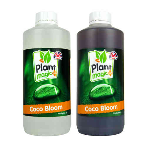 Plant Magic - Coco Bloom HW A&B 1 Litre