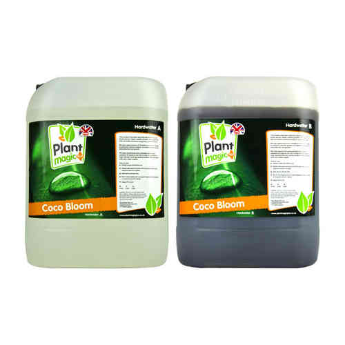 Plant Magic - Coco Bloom HW A&B 10 Litre