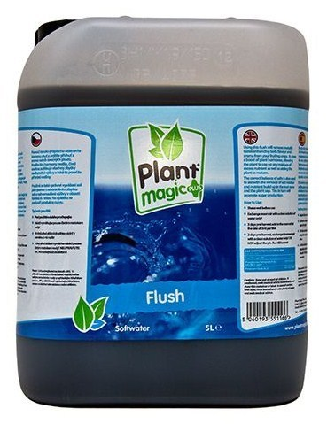 Plant Magic - Flush HW 5 Litres