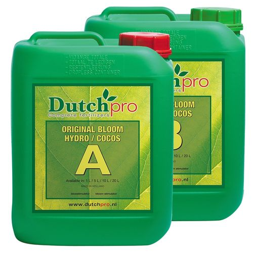 Dutch Pro Original Bloom Hydro / Coco A&B 5 Litre