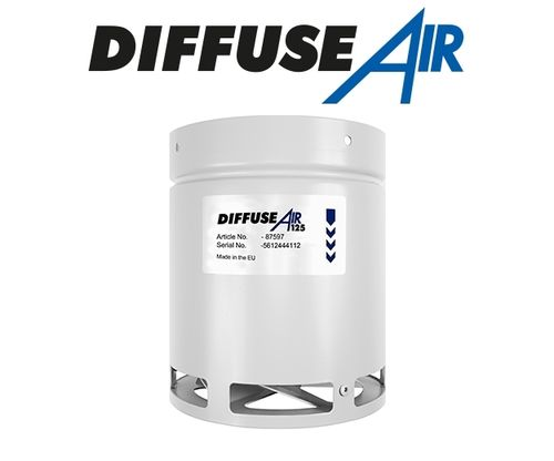 G.A.S. DiffuseAir - 5 Sizes available
