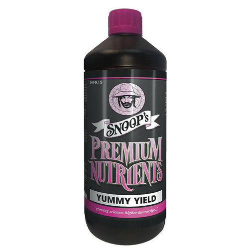 Snoop's -Yummy Yield - 1 litre